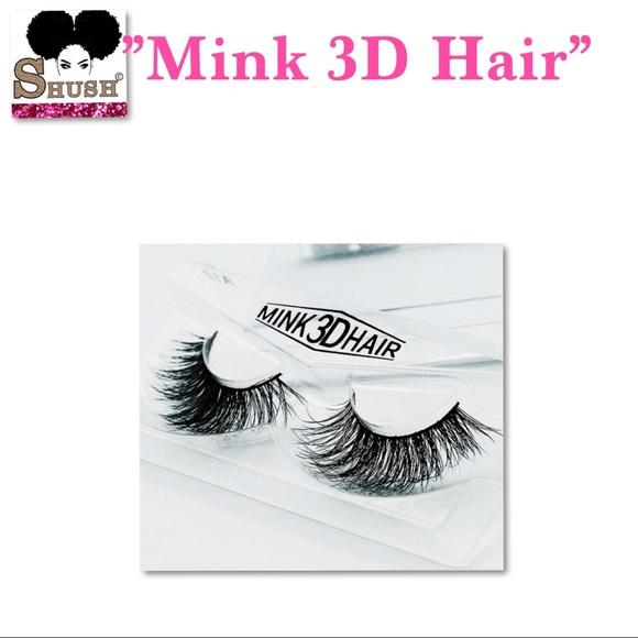 09008ebc096 Makeup | Mink 3d Hair Eyelashes | Poshmark